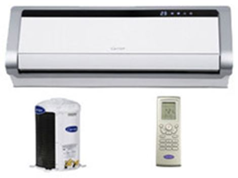 Ar Condicionado Split Hi Wall Carrier Diamond 9.000BTU Frio